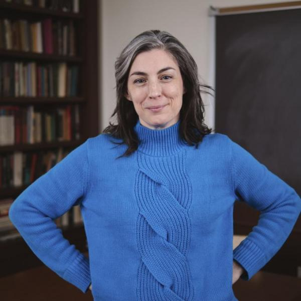 Faculty Spotlight: Cassie Adcock